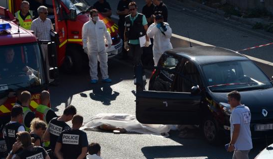 The 15th person killed this year in Marseille was actually the son of a well-known city figure, José Anigo, the athletic director of the Olympique de Marseille soccer team.