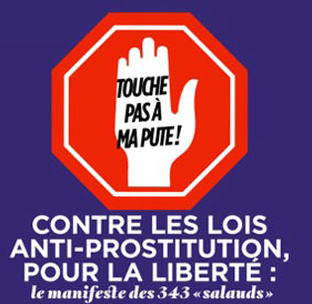 The celebrity petition: Against Anti-Prostituion Laws, For Freedom.