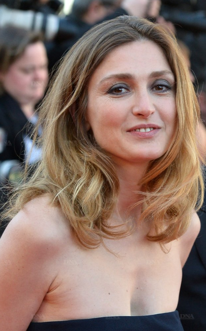 Julie Gayet, the 41-year-old actress with whom François Hollande is alleged to be having an affair.