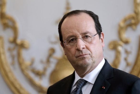 François Hollande. Flamby or firm?